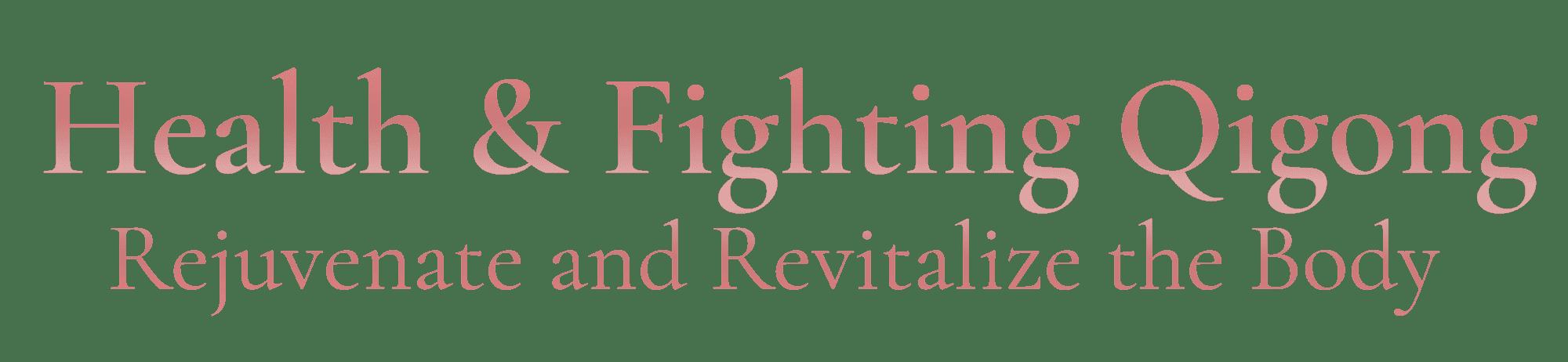 health qigong and fighting qigong by grandmaster jiang yu shan